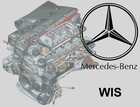 mercedes-benz werkstatt-informations-system (mb wis)